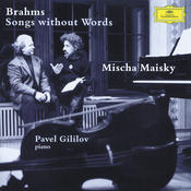 Brahms: Songs without Words Songs