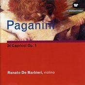 24 Capricci Op. 1 Songs