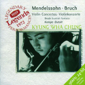 Mendelssohn: Violin Concerto / Bruch: Violin Concerto / Scottish Fantasy Songs