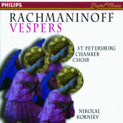 Rachmaninov: Vespers (All-Night Vigil), Op.37 Songs