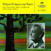 Wolfgang Windgassen sings Wagner Songs