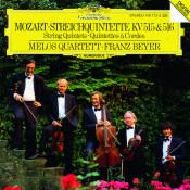 Mozart: String Quintets K. 515 & 516 Songs