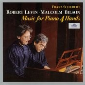 Schubert: Music For Piano 4 Hands Songs