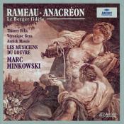 Rameau Anacreon Songs