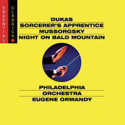 Berlioz: Symphonie fantastique; Dukas: The Sorcerer's Apprentice; Mussorgsky: Night on a Bald Mountain Songs