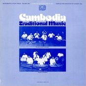 Cambodia-Traditional Music, Vol.1: Instrumental & Vocal Pieces Songs