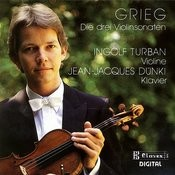 Grieg: Violin Sonatas Songs