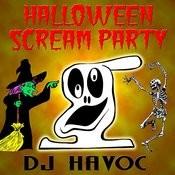 Halloween Scream Party Songs