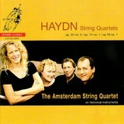 Haydn: String Quartets Songs