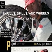 Thrills, Spills & Wheels Songs