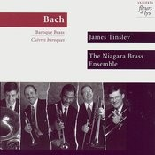 Bach: Baroque Brass Songs