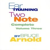 Ear Training Two Note Beginning Level Volume Three Songs