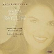 Kathryn Lewek Sings Cary Ratcliff Songs