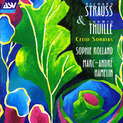 R. Strauss / Thuille: Sonatas for Cello and Piano Songs