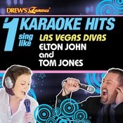 Drew's Famous # 1 Karaoke Hits: Sing Like Las Vegas Divas Elton John & Tom Jones Songs