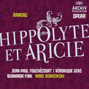Rameau: Hippolyte et Aricie / Act 4 - Air tendre: