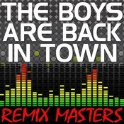 The Boys Are Back In Town (Original Radio Version) [160 Bpm] Song