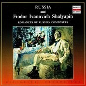 Russian Vocal School. Feodor Chaliapin - Vol.3 Songs