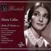 Maria Callas Songs