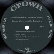 George Liberace's Hawaiian Album Songs