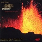 Eruptions: Orchestral Excerpts For Low Brass Songs