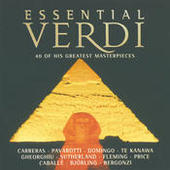 Essential Verdi (2 CDs) Songs