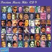 Persian Music Hits CD 9 Songs