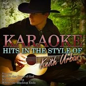 You Look Good In My Shirt (In The Style Of Keith Urban) [Karaoke Version] Song