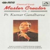Master Creator Vol Ii Songs