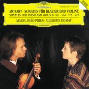 Mozart: Violin Sonatas K. 301, 304, 378 & 379 Songs