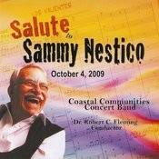 Coastal Communities Concert Band - Salute To Sammy Nestico Songs