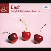 J.S. Bach: Concerto For 3 Harpsichords, Strings, And Continuo No.1 In D Minor, BWV 1063 - 3. Allegro Song