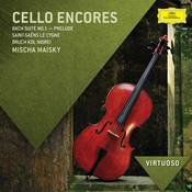 Cello Encores Songs