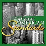 Great American Standards, Vol. 6 Songs