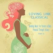 Bonding Music For Parents & Baby (Classical) : Prenatal Through Infancy [Loving Link] , Vol. 6 Songs