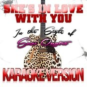 She's In Love With You (In The Style Of Suzi Quatro) [Karaoke Version] Song