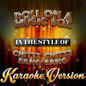 Doll On A Music Box (In The Style Of Chitty Chitty Bang Bang) [Karaoke Version] Song