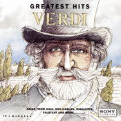 Verdi: Greatest Hits Songs