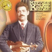 Kreisler Plays Kreisler Songs