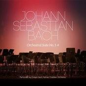 Johann Sebastian Bach: Orchestral Suite No. 1-4 Songs