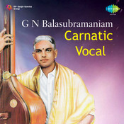 Sonnathai Seithida MP3 Song Download- Carnatic Vocal By G N