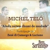 Ainda Ontem Chorei De Saudade - Single Songs