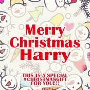 Merry Christmas Harry - A Special #christmasgift For You Songs