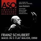 Schubert: Mass In E-Flat Major, D. 950 Songs