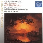 Beethoven: Triple Concerto Songs