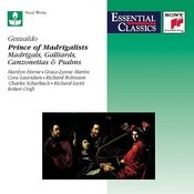 Gesualdo: Prince Of Madrigalists Songs