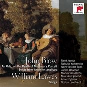 Blow & Lawes - An Ode And English Songs Songs