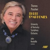 Thomas Pasatieri: Three Symphonies Songs