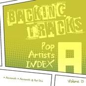 Backing Tracks / Pop Artists Index, A, (Aerosmith / Aerosmith & Run Dmc), Volume 13 Songs