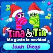 Me Gusta La Navidad Juan Diego Songs
